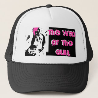 the way of the gun exclusive punk trucker hat