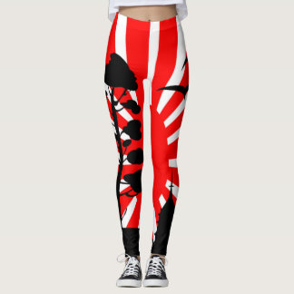the way of the warrior leggings