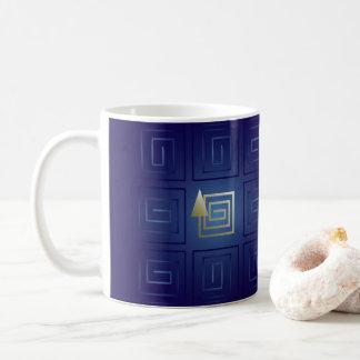The way out coffee mug