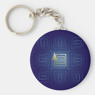 The way out keychain