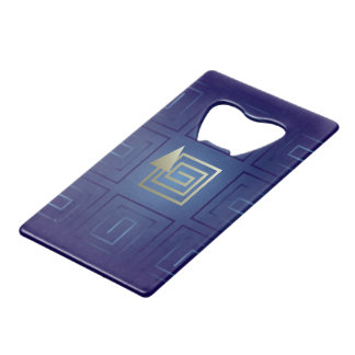 The way out wallet bottle opener