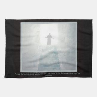 The Way Religious Kitchen Towel