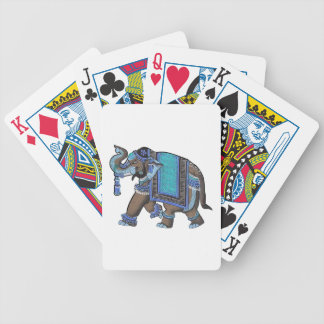 THE WAY SHOWN BICYCLE PLAYING CARDS