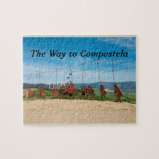 The Way to Compostela Puzzle