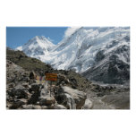 The way to Mount Everest Poster
