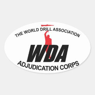 The WDAAC Sticker