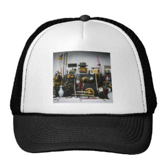 The Weapons and Armor of the Ancient Samurai Japan Trucker Hat