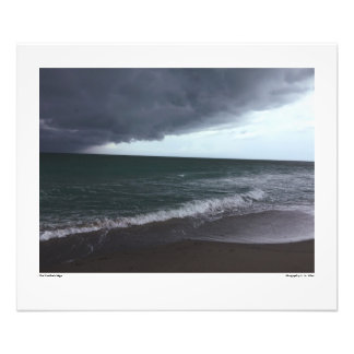 The Weather's Edge Photo Print