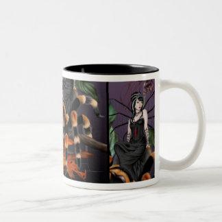 The Weaver - Spider Fairy Mug