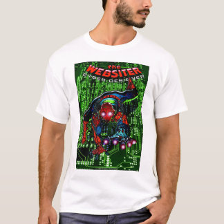 The Websiter - Cyber Designer T-Shirt