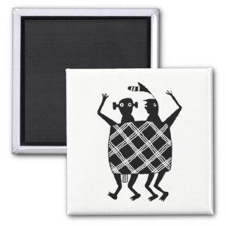 The Wedding Blanket Magnet