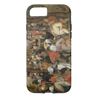 The Wedding Feast iPhone 7 Case