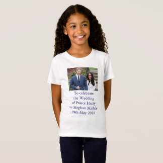 The Wedding of Prince Harry to Meghan Markle T-Shirt