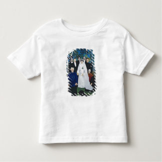 The wedding party, c.1905 tee shirts