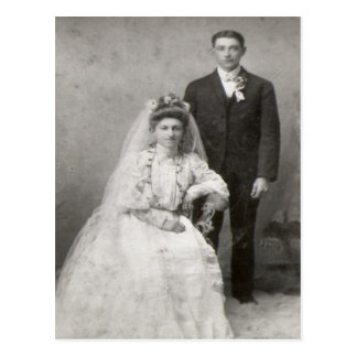 The Wedding Postcard