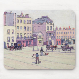 The Weigh House, Cumberland Market, c.1914 (oil on Mouse Pad