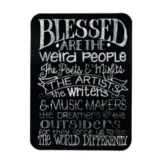 The Weird People Magnet