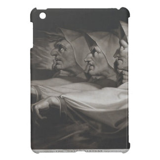 The Weird Sisters (Shakespeare, MacBeth) iPad Mini Cover