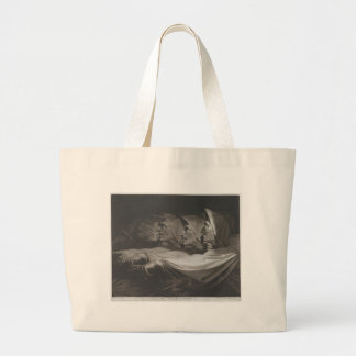 The Weird Sisters (Shakespeare, MacBeth) Large Tote Bag