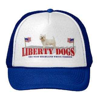The West Highland Terrier Trucker Hat