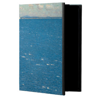 The West Wind Isle of Shoals by Childe Hassam iPad Air Case