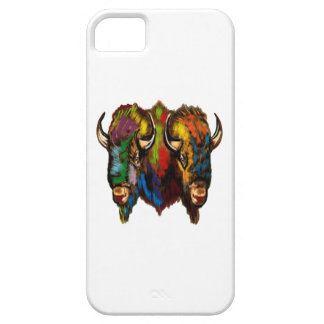 THE WESTERN POWER iPhone 5 COVER