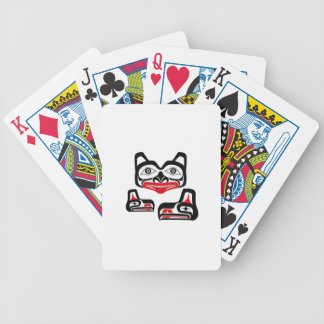 THE WESTERN RANGE BICYCLE PLAYING CARDS