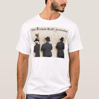 The Western Wall - Jerusalem T-Shirt