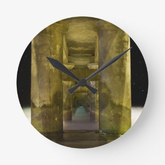 The Wharf Round Clock
