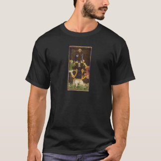 The Wheel of Fortune Tarot Card T-Shirt