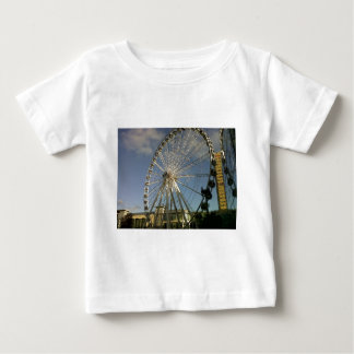 The Wheel of Manchester Baby T-Shirt