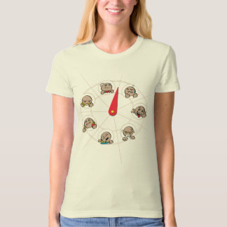 The Wheel of Seven Deadly Grins Shirt