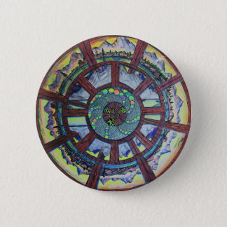 The Wheel of Time Gift Line 2 Inch Round Button