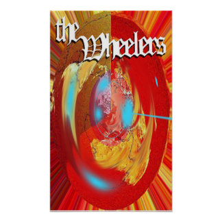 The Wheelers! Poster