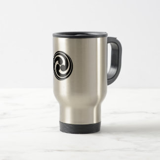 The whirlpool which three becomes tired directly travel mug