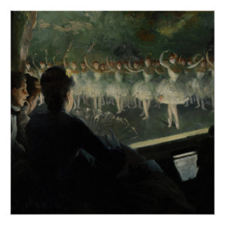The White Ballet Poster