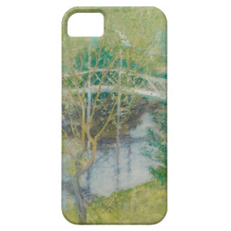 The White Bridge, c.1895 (oil on canvas) iPhone 5 Cases