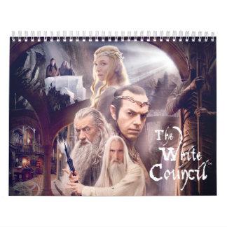 The White Council® Wall Calendar