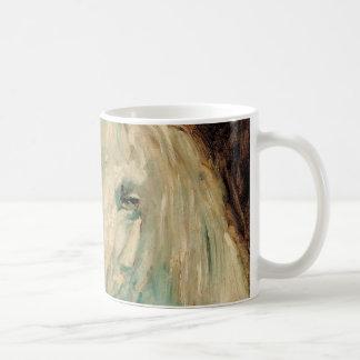 The White Horse Gazelle - Henri Toulouse-Lautrec Coffee Mug