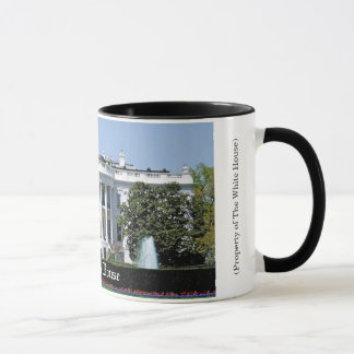 THE WHITE HOUSE (Property of the White House) Mug