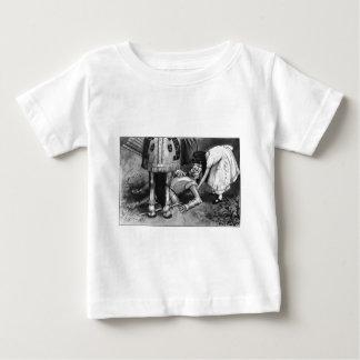 The White Knight Falls Baby T-Shirt
