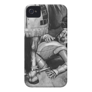 The White Knight Falls iPhone 4 Covers