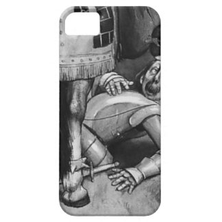 The White Knight Falls iPhone 5 Covers