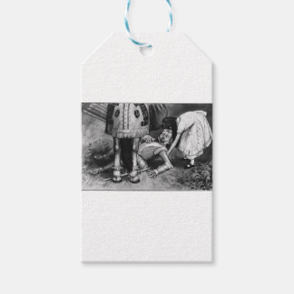 The White Knight Falls Pack Of Gift Tags