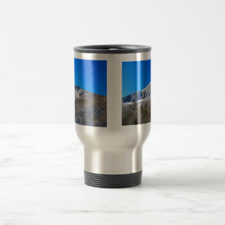 The White Mountains of New Hampshire Travel Mug