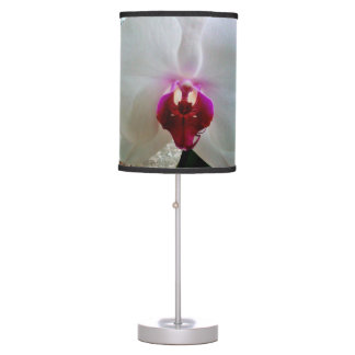 THE WHITE ORCHID lamp shade