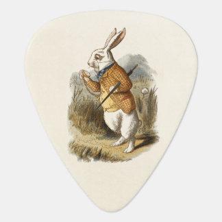 The White Rabbit Guitar Pick