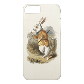 The White Rabbit iPhone 7 Cases