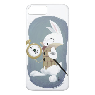 The White Rabbit iPhone 7plus case