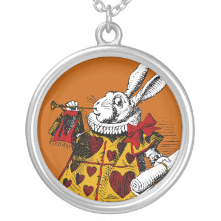 The White Rabbit Necklace